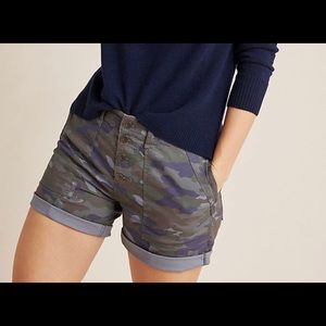 Anthro the wander short new with tags